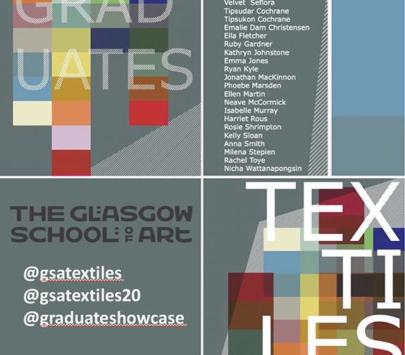 The Glasgow School of Art - Textile Design