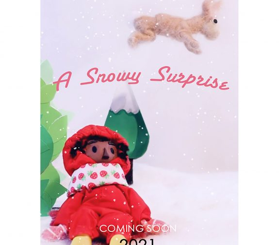 A Snowy Surprise – Stop-Motion Student Short Film