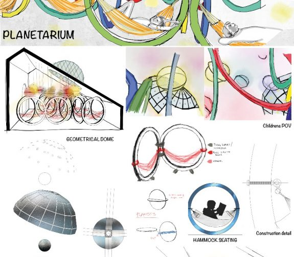 Planetarium: a magical place