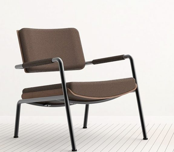 (ZA-1) Lounge Chair