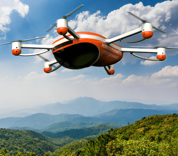 Hiemdall's Eye - Search and Rescue Drone