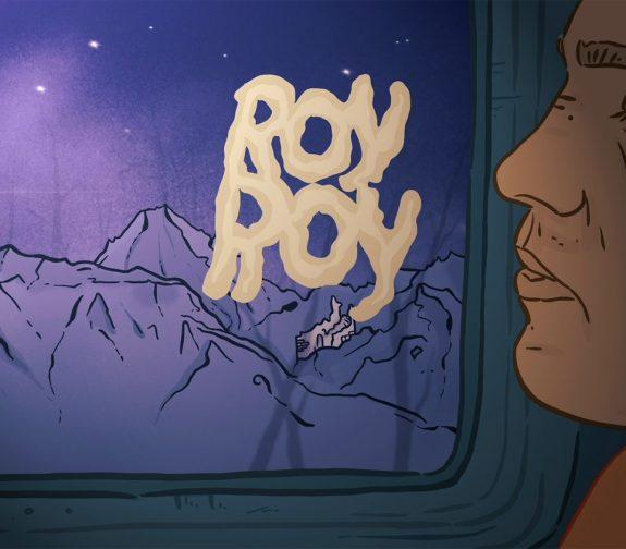 Animated Music video