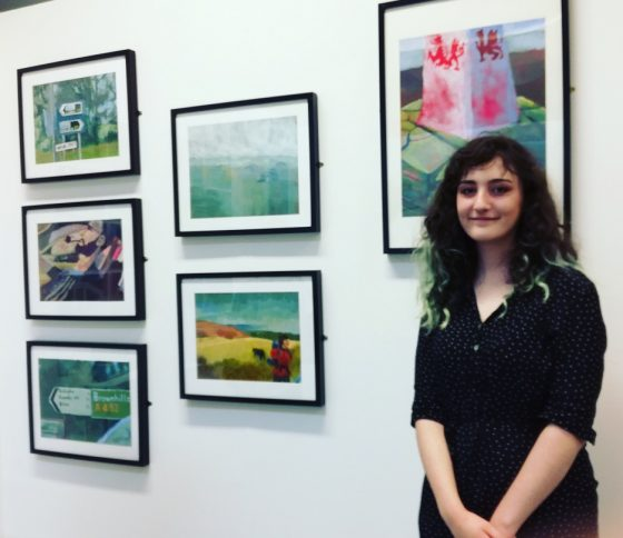 Illustration Graduate Nuala Hussey on her Journey to New Designers