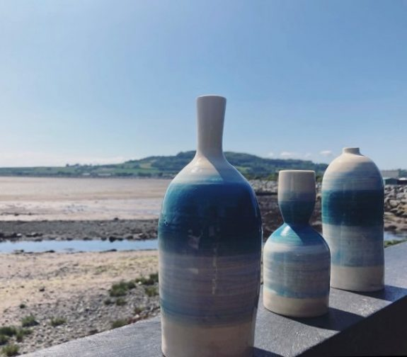 Strangford Vessels within the landscape