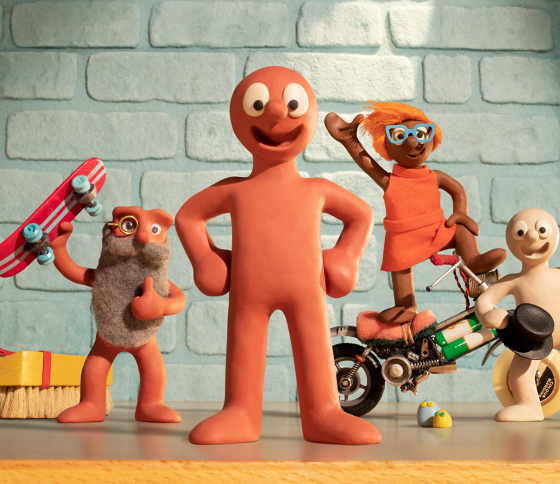 3 QUESTIONS WITH AARDMAN ACADEMY