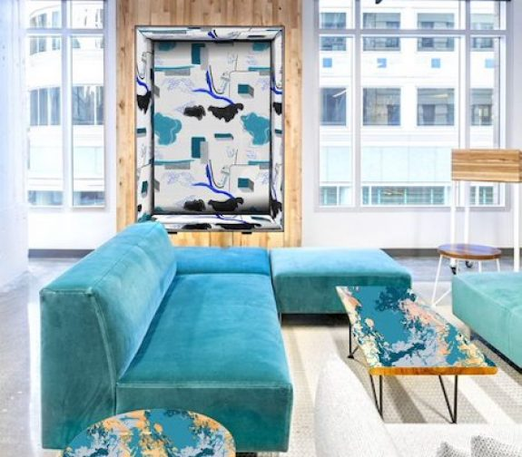 The destiny and origin – designs for the interior