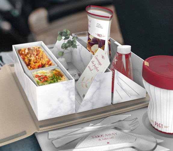 Flight Friendly Food